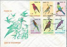 MOZAMBIQUE - 1978 FDC - BIRDS