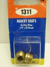 "Brass Craft FAUCET SEATS, PRICE PFISTER 1/2"" x 20 THREAD, SC1311"