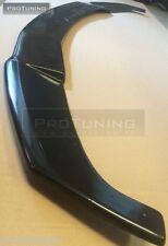 BMW 3ser F30 F31 P Performance lip for Front Bumper spoiler Valance bodykit chin