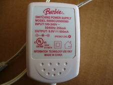 Barbie Switching  Power Supply #S008CU0900080