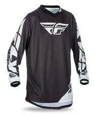 Vestimenta Fly color principal negro para motocross y enduro