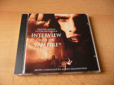CD Soundtrack Interview with the Vampire - 1994