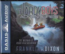 NEW The Madman of Black Bear Mountain Hardy Boys Adventures Audio Book #12 CD