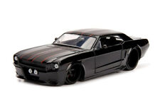 Big Time Muscle Ford Mustang GT Hard Top ((1965, 1/24 scale car) Black )