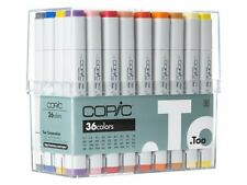 Copic Too Classic Markers 36-Piece Basic Set JAPAN