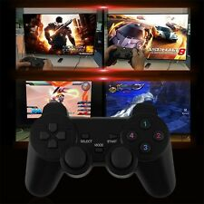 2x 2.4G USB Wireless Dual Vibration Gamepad Controller Joystick For PC Laptop YT