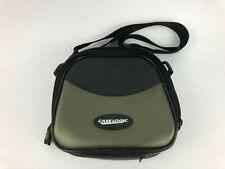 CaseLogic Padded Camera Case Bag Black Green Shoulder Bag Storage 7 x 6 x 2.5