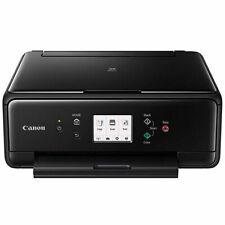 One Auto Duplex Printer (Black)-Canon Pixma Ts6020 Compact Wireless All-in