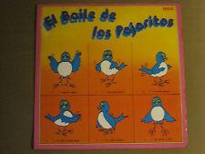 ORQUESTA TABACO EL BAILE DE LOS PAJARITOS LP ORIG '81 RCA LATIN POP DISCO NM-