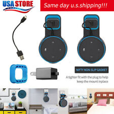 2 Pack Echo Dot Wall Mount Stand Holder Stand For Amazon Alexa Echo Dot 2