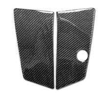 Real Carbon Fiber Frame Cover Protector Protection for BMW K1200 S/R K1300 S/R