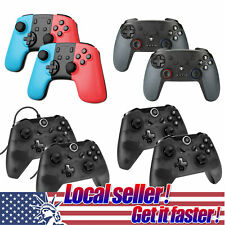 USA ship  Wireless Pro Controller for Nintendo Switch Gamepad Joypad Console xi