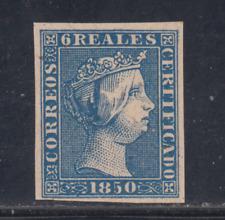 Espagne (1850) Neuf Espagne - Edifil 4 Fausse - Lot 3