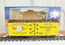 USA TRAIN (R-16170) BRAND NEW / NEVER BEEN USED BILLBOARD REEFER - Smokin' Deal!