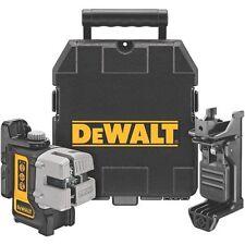 DEWALT DW089K Self-Leveling 3 Beam Line Laser