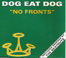 DOG EAT DOG w/ THE BEATNUTS No Fronts w/ REMIXES UK CD Single SEALED USA Seller