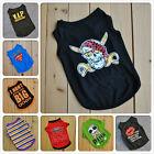 New Cute Summer Various Pet Puppy Small Dog Cat Pet Clothes Vest T Shirt Apparel