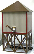 WASHOE VALLEY WATER TOWER G 1:24 Model Railroad Styrene Structure Kit CMS27