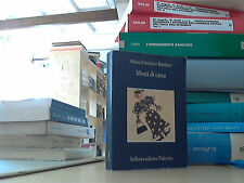 Alicia Gimenez-Bartlett , Morti di carta , Sellerio, La memoria 528, 2008