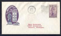 May 4 1936 FDC SC 777, Rhode Island Tercentenary, Roger Williams - Ioor*