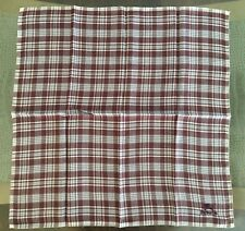 Authen Pre-Owned burberry handkerchief