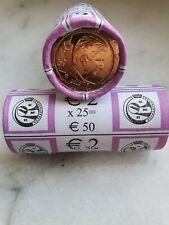 2 Euro roll 2019 belgium /25 coins