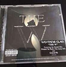 Wu-Tang Clan – The W CD