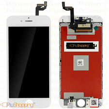 DISPLAY LCD RETINA PER APPLE IPHONE 6S BIANCO TOUCH SCREEN ORIGINALE TIANMA
