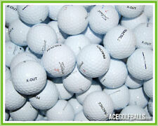 Titleist PRO V1x Golf Balls x 100 - Marked PRACTICE / X-OUT - PEARL / GRADE A