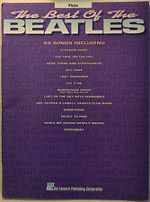 Best of the Beatles for Flute How-To-Play Songbook Hey Jude Norwegian Wood NICE