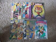 Lot of 9 Badger First Comics + 2 Sables, 2 Doc Savage Mister Miracle, 15 Comics.