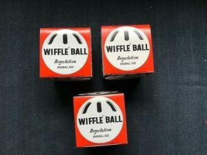 NEW Official Whiffle Balls, Regulation Size For Training