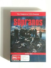 THE SOPRANOS - The complete fifth season - DVD OOP