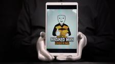 Huawei MediaPad M6 8.4 4+64GB WiFi Tablet - 'The Masked Man'