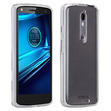 NEW CASE MATE NAKED TOUGH SLIM CASE COVER FOR MOTOROLA DROID TURBO 2 II CLEAR