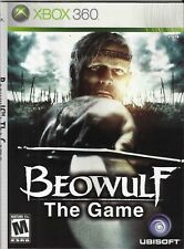 Xbox 360 - Beowulf The Game Includes Disc, Case and Manual Free Shipping