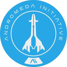 Mass Effect Andromeda Vinyl Sticker/iPad/ laptop