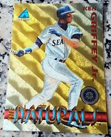 KEN GRIFFEY JR. 1994 Pinnacle Shimmer Refractor SP Limited Card Mariners HOF $$$