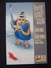 Lone Wolf and Cub  #2  1st Print 1987  NM High Grade First Comic