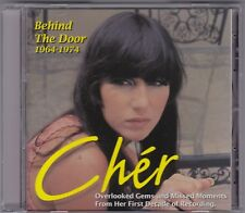 Cher - Behind The Door 1964 - 1974 - CD (Raven RVCD108 Australia)