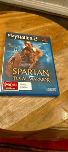 Spartan Total Warrior Sony PlayStation 2 Free And Fast Postage