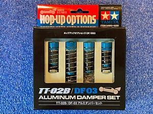 Tamiya TT-02B DF-03 Aluminum Damper Set DB01 DB02 DF02 DT02 DT03 TT02B # 54993