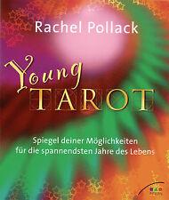 YOUNG TAROT - Spiegel Deiner Möglichgkeiten mit Rachel Pollack BUCH - NEU OVP