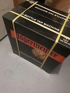 Jägermeister 1 Bottle Tap Machine Shot Maschine für 1 Flasche *Limitiert*