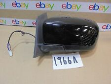 10 11 12 Mazda XC7 DRIVER side Mirror Used Power Black Color #1966-A