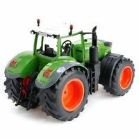 2.4Ghz 1/16 RC Farm Tractor Remote Control RC Construction Dump Truck Toys Car