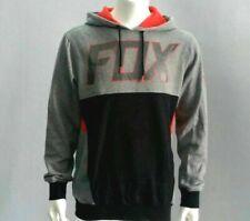 NEW Fox Racing Mens Pullover Fleece Hoodie Sweatshirt Jumper Jacket Tops SZ M-XL