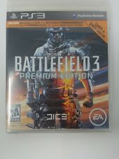 Battlefield 3 -- Premium Edition (Sony PlayStation 3, 2012)