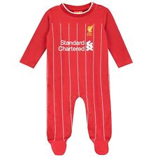 Liverpool Baby Grow-Baby Clothes-Liverpool Fan Born In Lockdown 2020 Champions