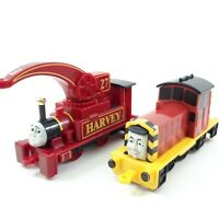 HARVEY & SALTY Nakayoshi Thomas Series BANDAI Used Condition